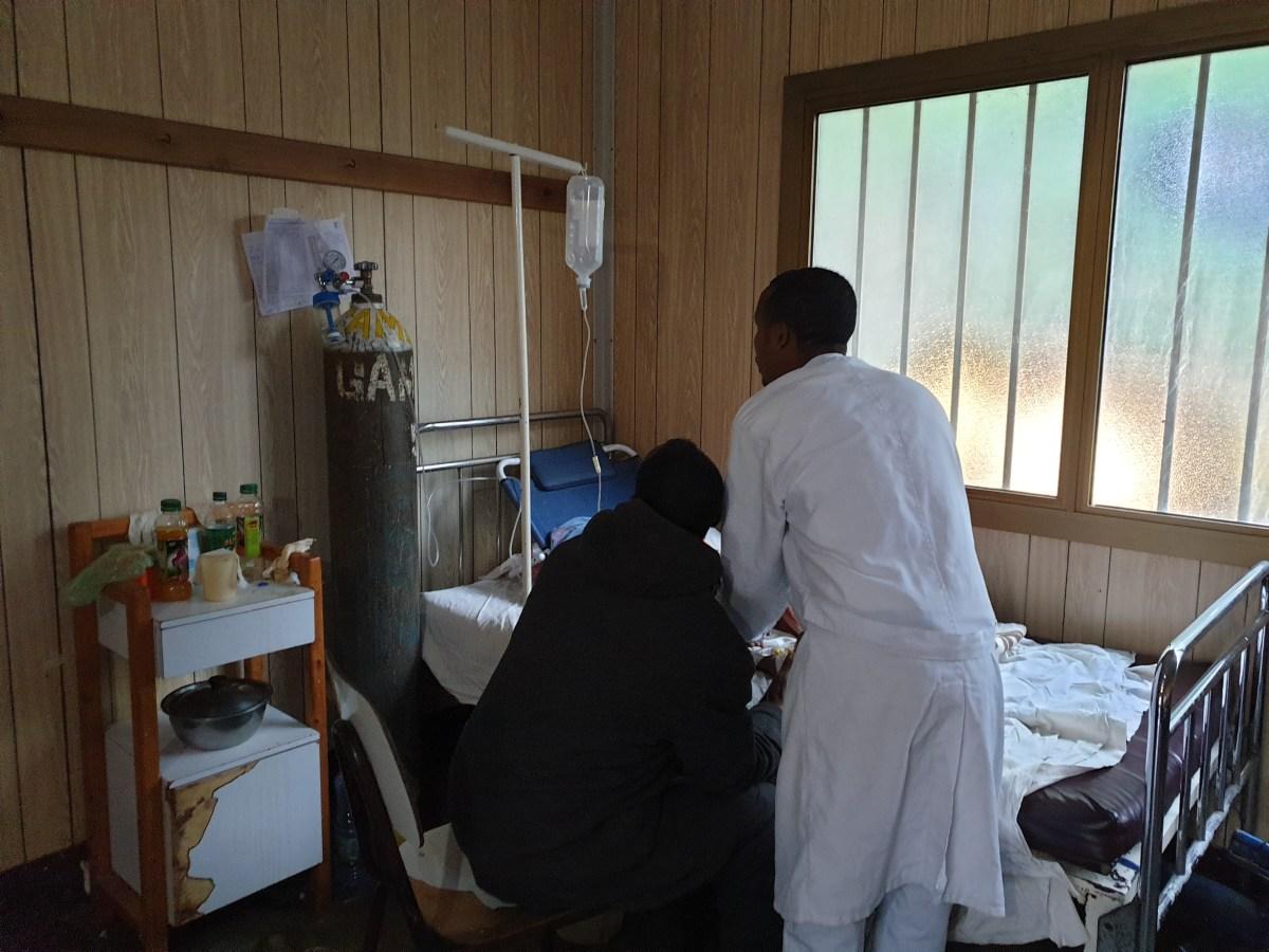 Excelentes Noticias: El programa Nutricional del Hospital de Gambo sigue creciendo actualidad colabora comunicacion cooperacion deshidratación desnutricion dr alegria emergencias etiopia gambo gambo gambo rural hospital hambre hospital marasmo muac proyectos under five clinic