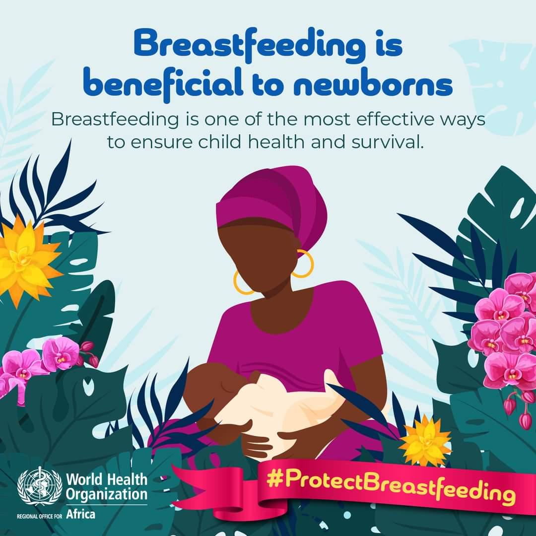 Breastfeeding actualidad africa emergencias