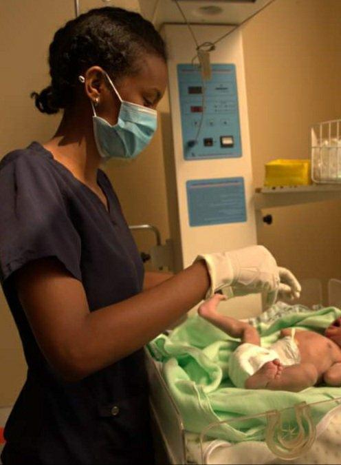 Salvando vidas al nacer actualidad