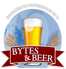 logo bytes beer