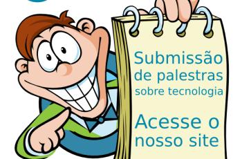 Ciclo de Palestras: Novo portal e submissão de palestras