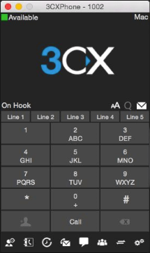 3CX+Pabx+Ip+Windows+MAC