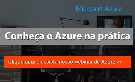 Participe de nosso evento sobre Azure