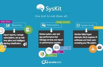 Monitorando Windows Servers, Usuários e Aplicações com || Syskit