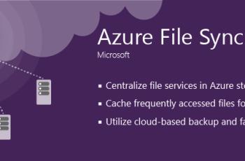 Configurando Azure File Sync (File Server Microsoft Azure)