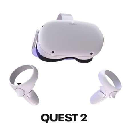 Oculus Quest 2 glasses
