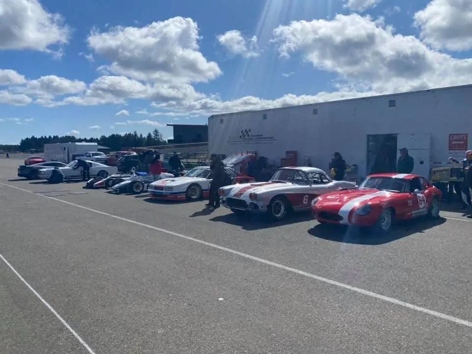 Cooper DuBois Portland talks about racing temas