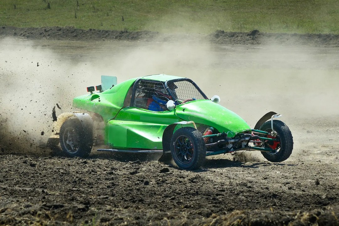 Amateur drag racing