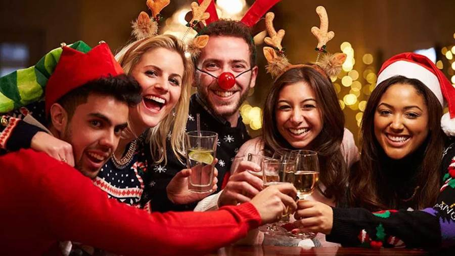 It's Time To Book Your Holiday Party!