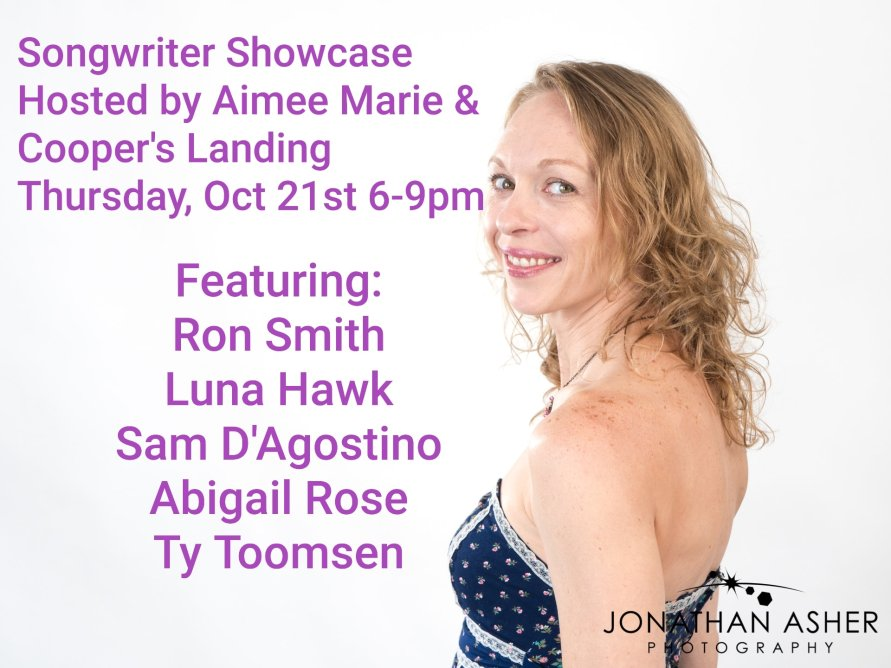 Songwriter Showcase Hosted by Aimee Marie