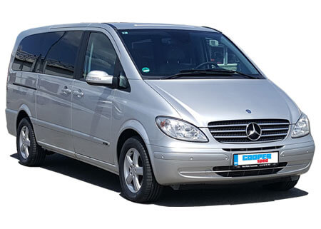 Mercedes VIANO CDI 2007