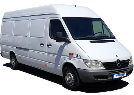Mercedes 313 CDI 2002