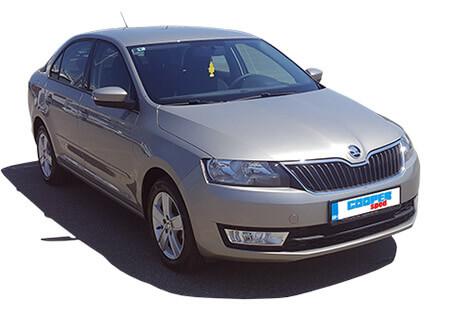 Škoda RAPID 1.2 (2016)