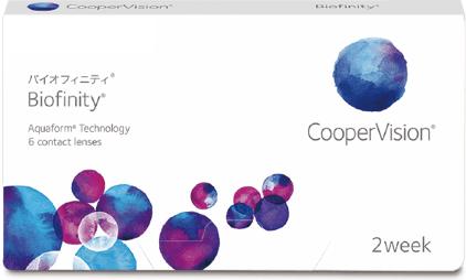 「Biofinity コンタクト」の画像検索結果