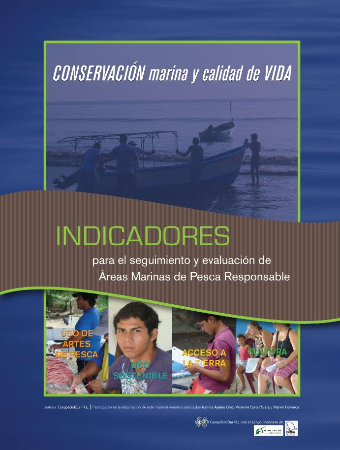 Indicadores para el seguimiento y evaluación de Áreas Marinas de Pesca Responsable