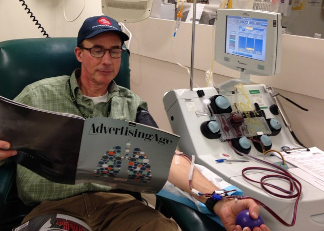 Easy Platelet Donation