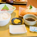 【栄/ランチ】ランチでも夜でも食べたい「まるは食堂(ラシック店)」のジャンボ海老フライ