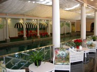 The Greenbrier - indoor pool