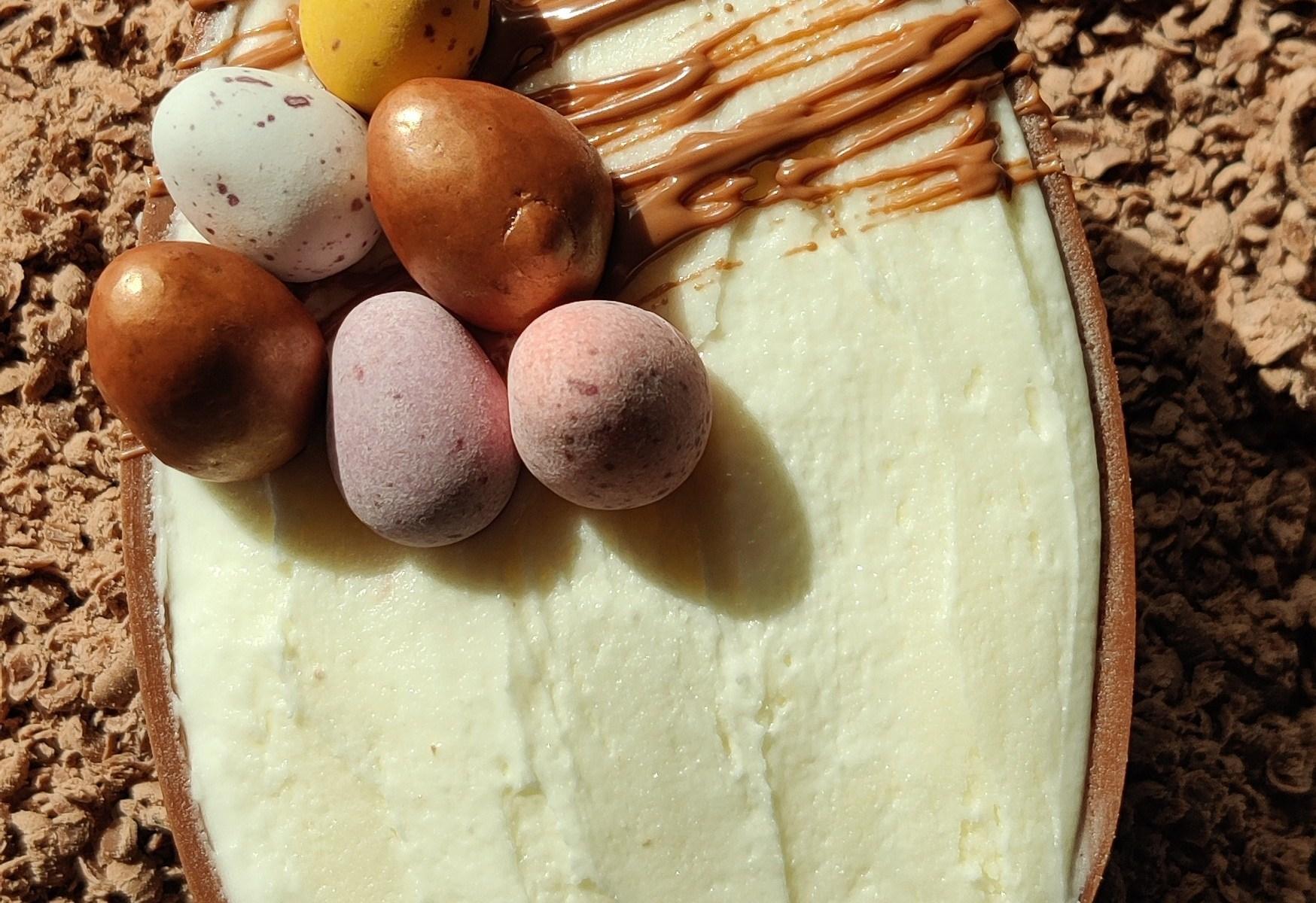 Egg Cheesecake