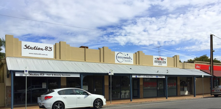 In the heart of Tailem Bend