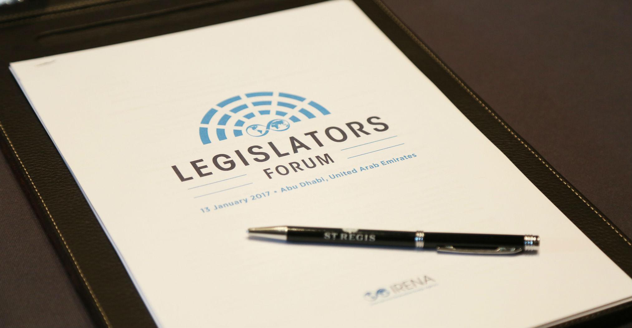 Today's Legislation for Tomorrow