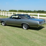 67 GTO - Keyes