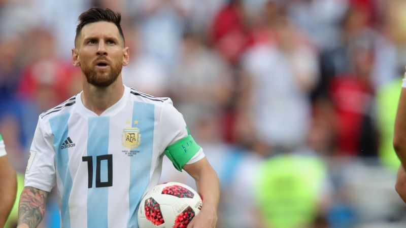 Major boost for Argentina ahead of Copa America 2019