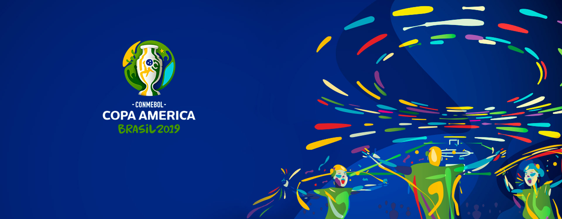 Copa America 2019: Less than three months to the biggest event