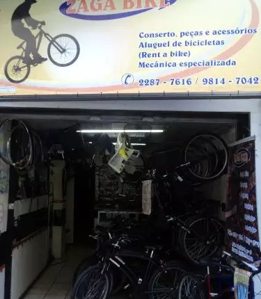 ZAGA BIKE |ALUGUEL E CONSERTOS | (21)2287-7616 / 2513-0159 |Rua Miguel Lemos, 51 LJ F Copacabana