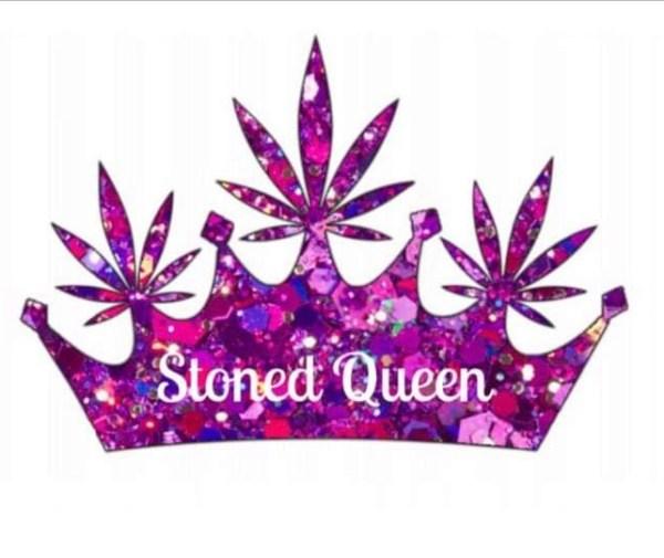 Stoned Queen Royal Logo