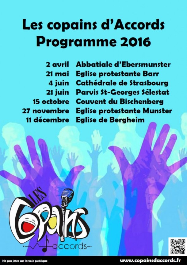 2016 Programme