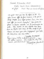 Murielle Reinhardt, Françoise Laurent, 08.12.2018