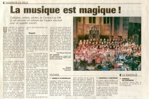 L'Alsace, décembre 2002
