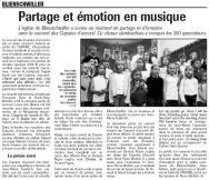 L'Alsace du 4 juin 2003