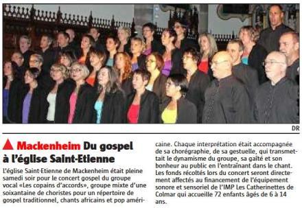 L'Alsace du 21 novembre 2013