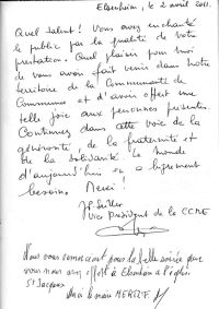 Livre d'Or - Page 33