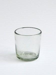 Tapered mini glass