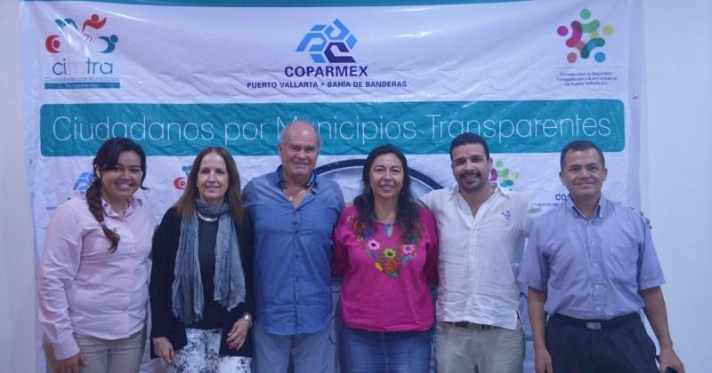 Presenta CIMTRA evaluaciones de transparencia de municipios costeros