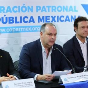 EXIGE  COPARMEX A NUEVO GOBIERNO DECIDA CON RACIONALIDAD EL DESTINO DEL NUEVO AEROPUERTO DE MÉXICO