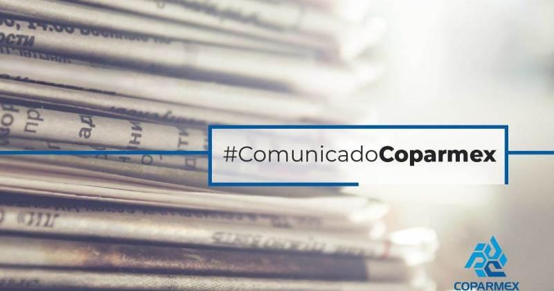Coparmex demanda al nuevo secretario de Hacienda realizar ajustes para generar certidumbre y confianza a inversionistas