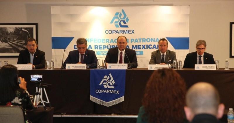Ante el aumento de índices delictivos en la actual administración, Demanda Coparmex replantear la  estrategia de seguridad