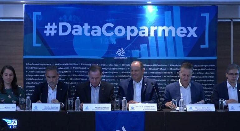 COPARMEX: Empresarios aprueban cada vez menos a sus gobernadores