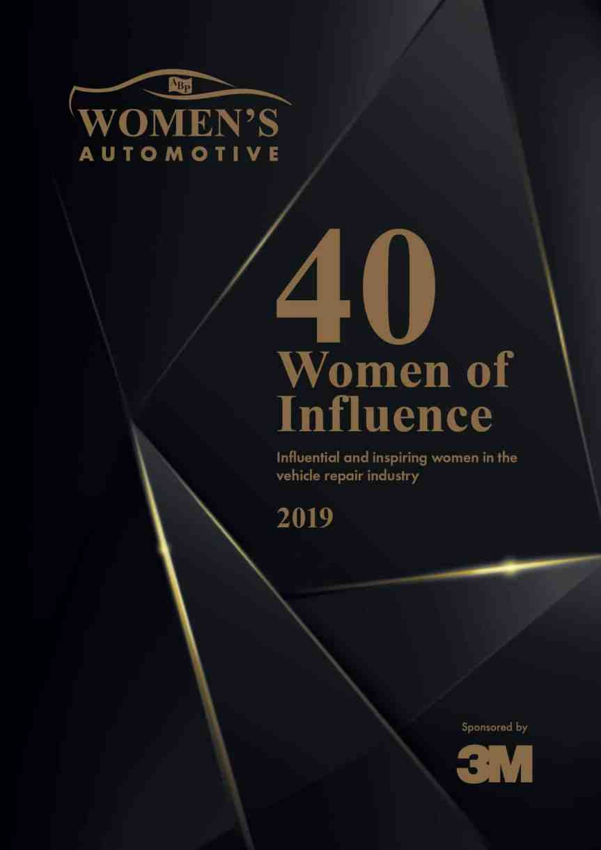 Women of Influence cover