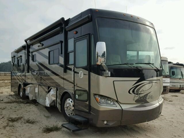 Check Out This 2012 Freightliner X Line Phaeton Motorhome Before