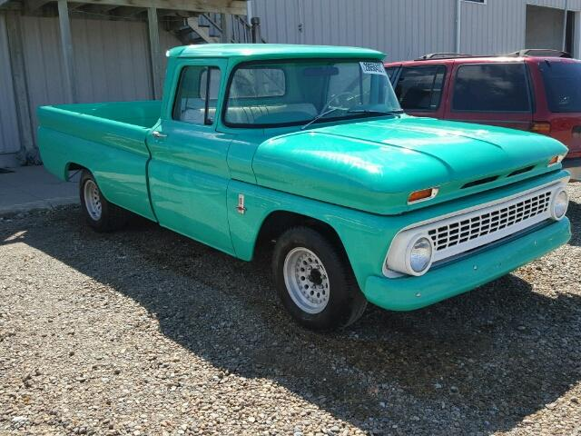 Classic Truck and Car at Copart
