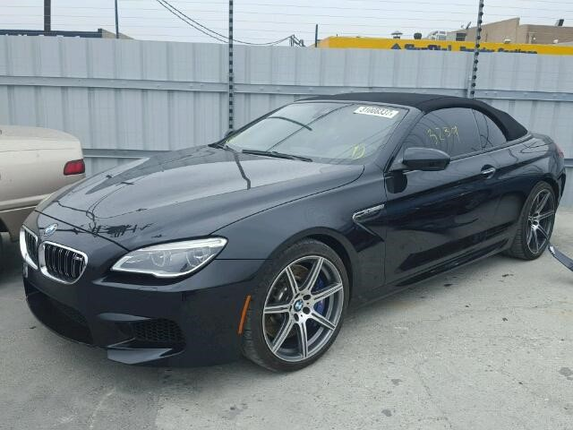Own Cutting-Edge Technology and Performance With This 2016 BMW M6
