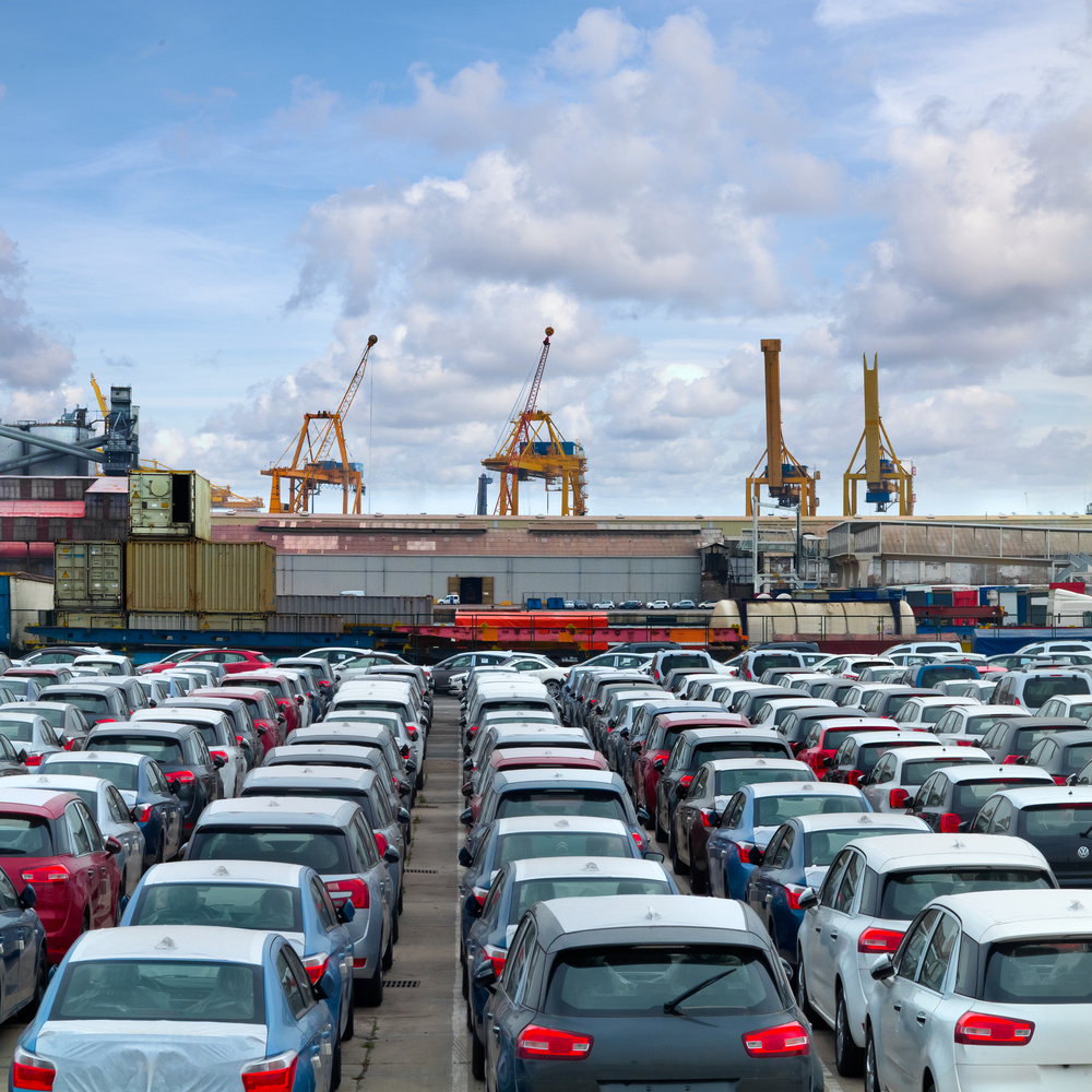 Exporting Vehicles from the U.S. Without a Certificate of Title