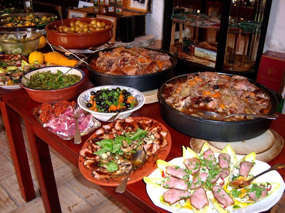 buffet libre en alemania por comerse