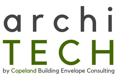 Have a building envelope question? Ask archiTECH.
