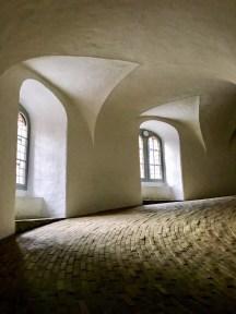 Rundetårn at the inside